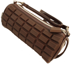 Chocolate Bar Purse