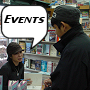 Events at A Book For All Seasons